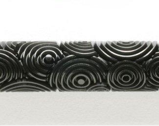Raindrop ripples roller