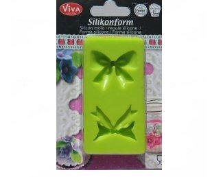 Silikonform bows