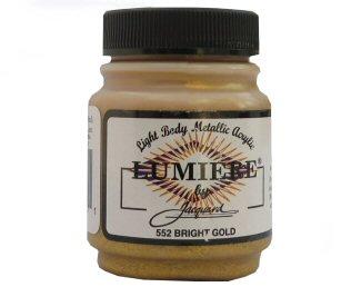 Lumiere bright gold 552