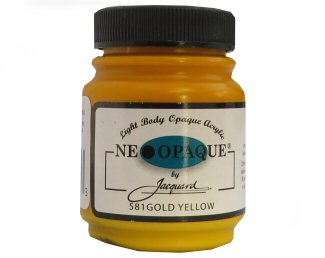 Neopaque gold yellow 581