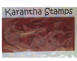 Karantha stamp bloom