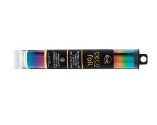 iCraft foils Rainbow