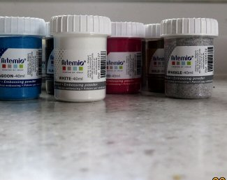 Embossing powder 40ml
