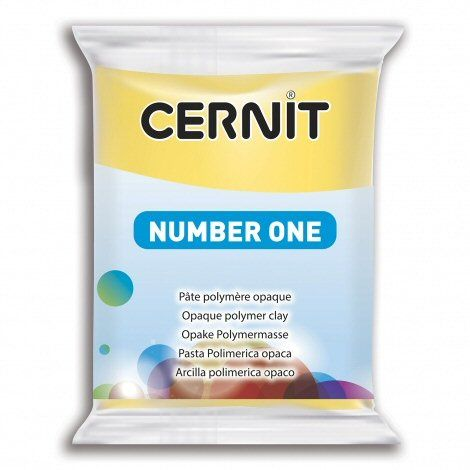 Cernit Number one Yellow