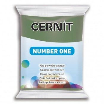 Cernit Number One Olive
