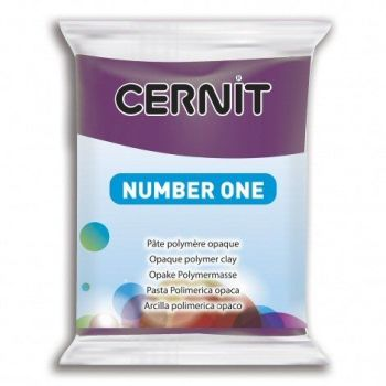 Cernit Number One Purple