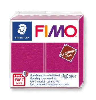 Berry Fimo Leather Effect-229