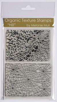 Organic texture stamp Hill