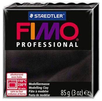 Black - 9 Fimo