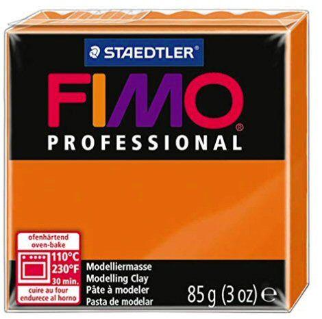 Orange - 4 Fimo