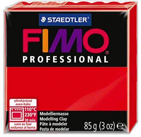 True red - 200 Fimo