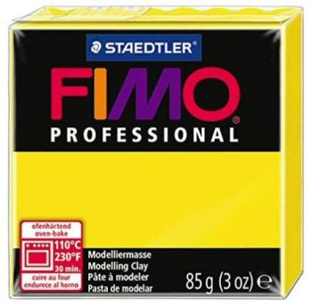 Yellow - 100 Fimo 3oz