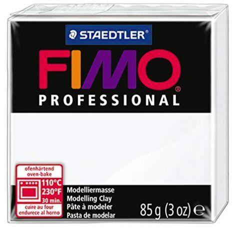 White - 0 Fimo