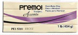 Premo Frost /White translucent 1lb