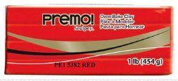 Premo Red 1lb