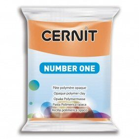 Cernit Number One Orange