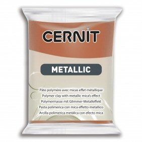 Cernit Metallic Bronze 058