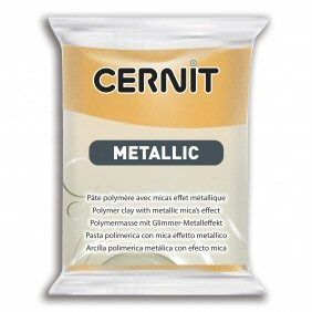 Cernit  Metallic Gold 050