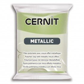 Cernit  Metallic Green 051