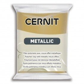 Cernit Metallic  Rich Gold 53
