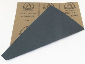 Wet and Dry sand paper single sheets
