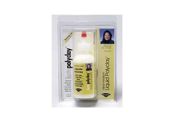 Kato liquid polyclay clear