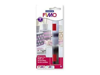 Fimo Blade set stainless