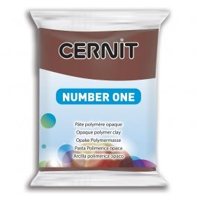 Cernit Number One Brown