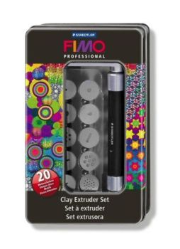 Clay Extruder set Fimo