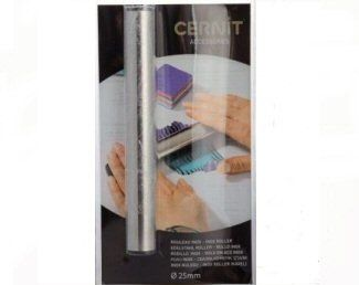 Stainless steel roller by Cernit
