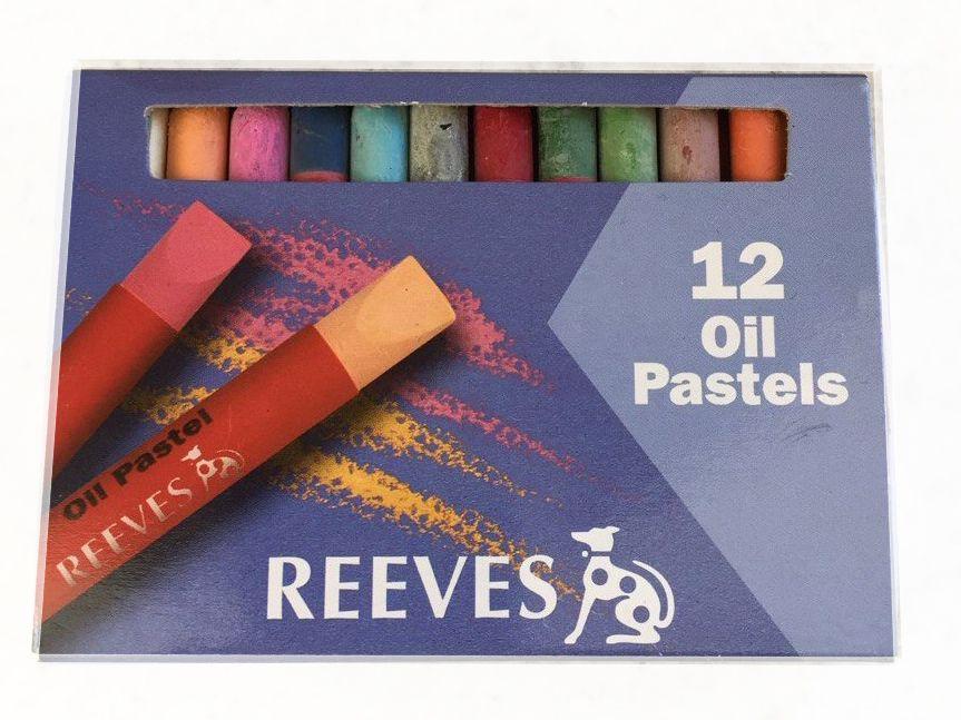 reeves Oil pastels