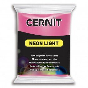 Cernit Neon Light Fuschia