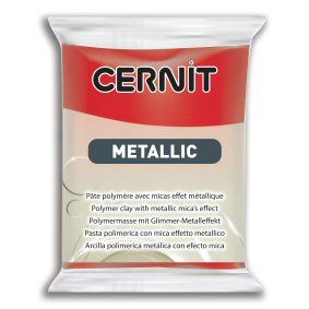 Cernit Metallic Red 400