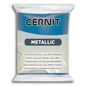 Cernit Metallic Blue 200