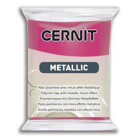 Magenta 460 Cernit Metallic