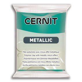 cernit Metallic dark turquoise 676