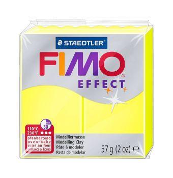 Fimo effect Neon Yellow 56gm
