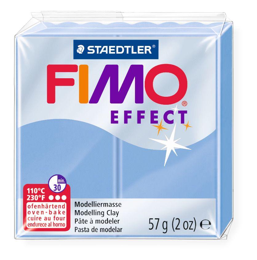 Agate blue - 386 Fimo