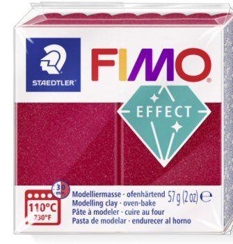 Metallic ruby red - 28 Fimo
