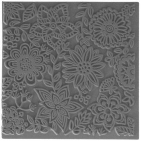 Blossoms texture stamp