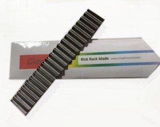 Rick rack blade