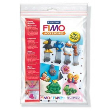 Fimo Funny Animals moulds