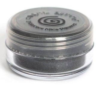 Gunmetal mica powder