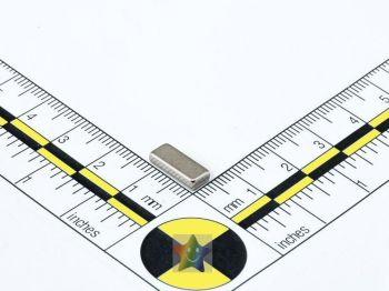 Magnets - Rare earth 12.5 x 5 x 2.5mm