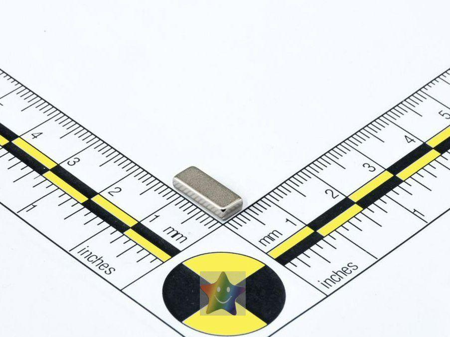 Magents - Rare earth 12.5 x 5 x 2.5mm