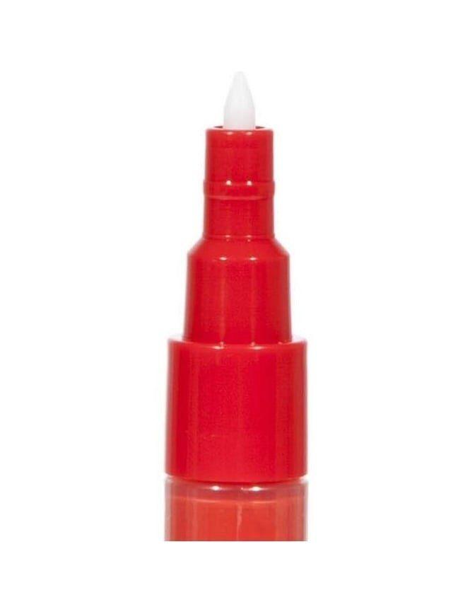 Shock red marker 0.7mm