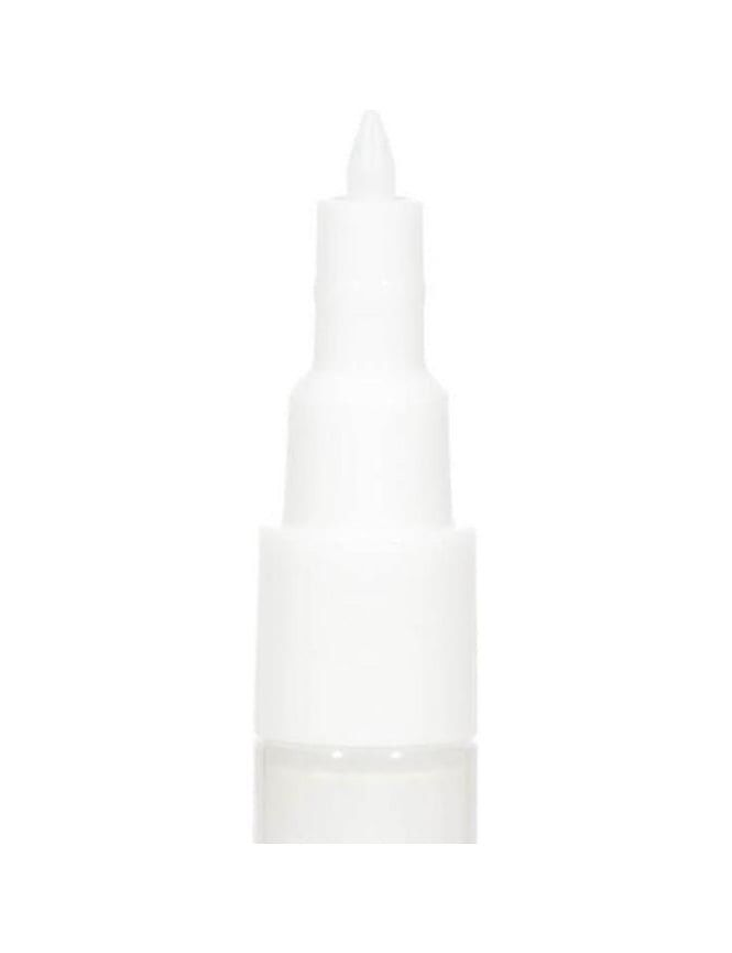Shock pure white marker 0.7mm