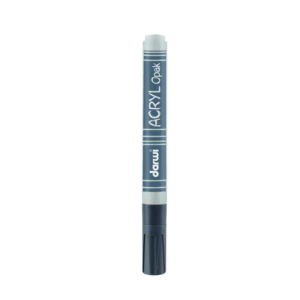 Darwi acrylic silver pen