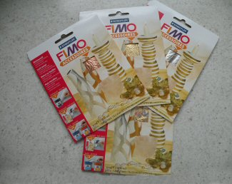 Fimo surface metal