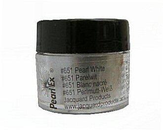 Pearl white (651) Pearlex